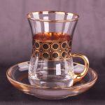 турецкие армуды для чая дизайн