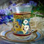 турецкие армуды для чая дизайн фото