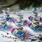 турецкие армуды для чая декор