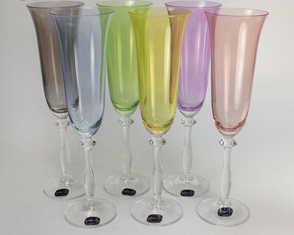 Бокалы для шампанского 190 мл