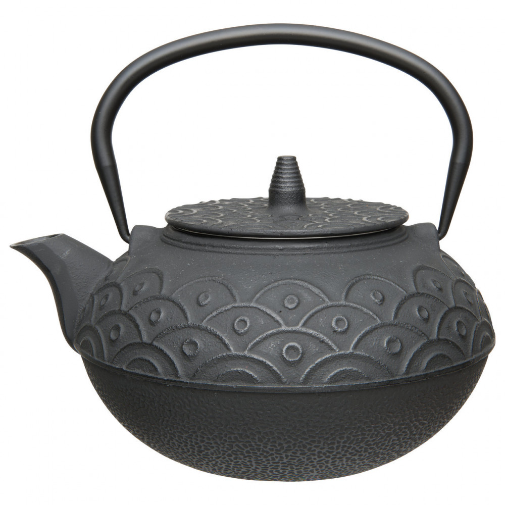 чугунный заварочный чайник