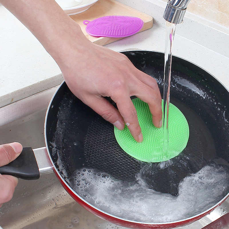 чистка тефлоновой сковороды