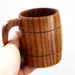 деревянная кружка виды