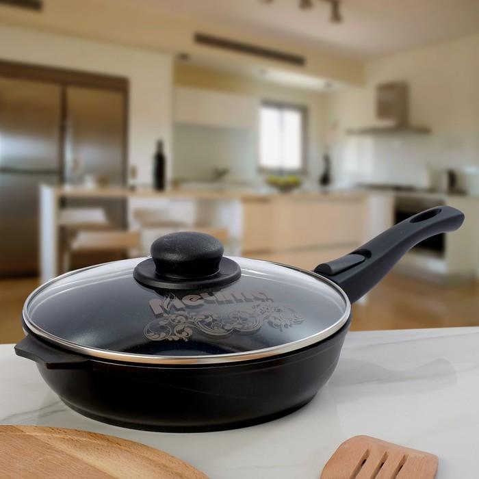 диаметр сковороды варианты