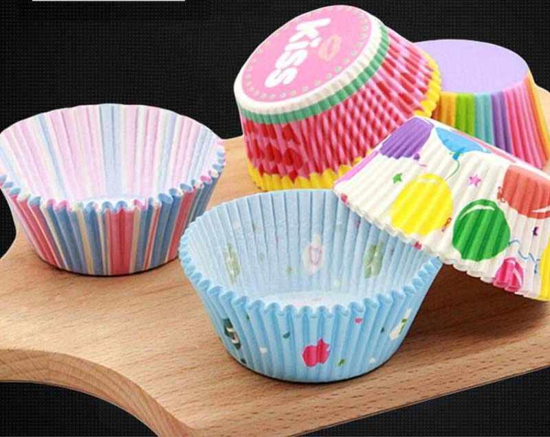 форма для выпечки кексов