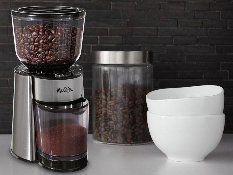 фото кофе с кофемолкой