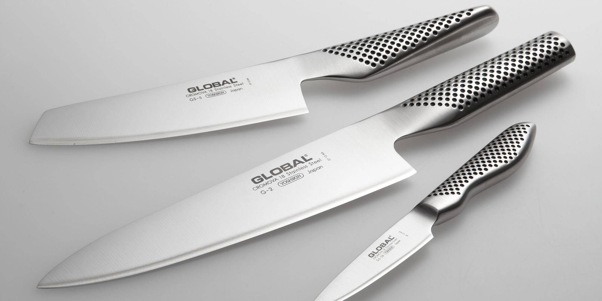 набор ножей Global