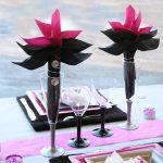 как красиво сложить салфетки декор фото