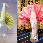 как красиво сложить салфетки фото декор