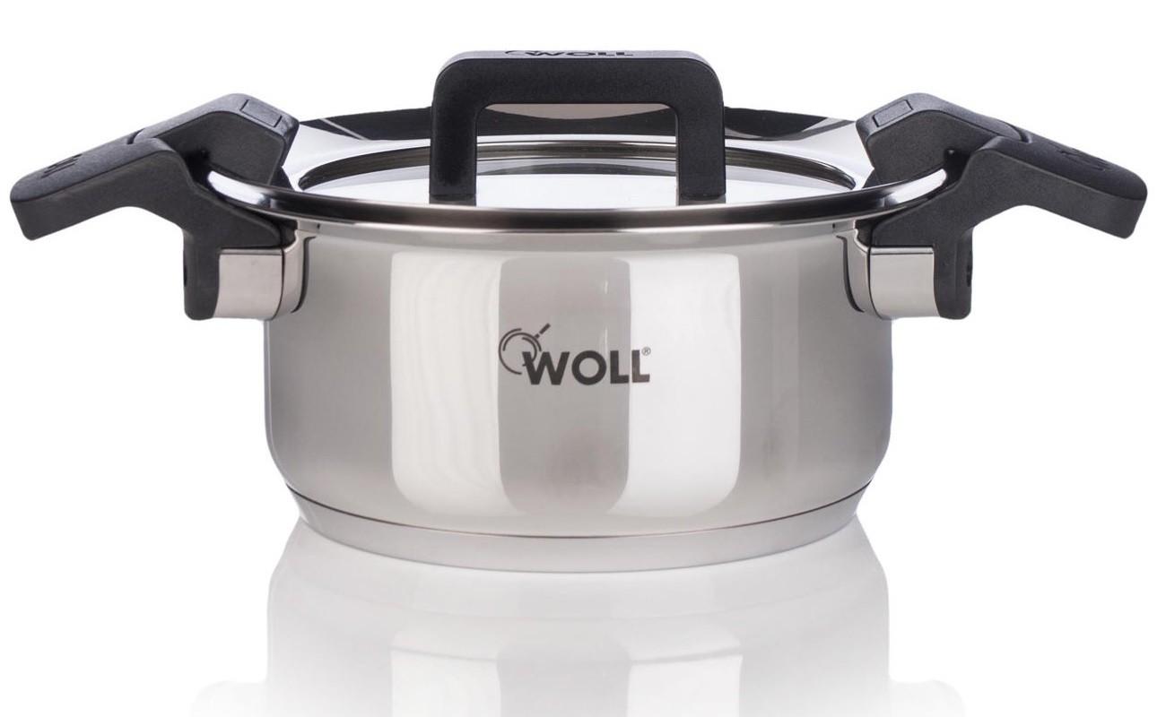 посуда для индукционной плиты Woll