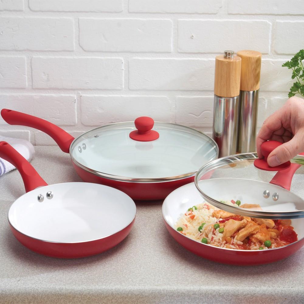 керамические сковороды обзор