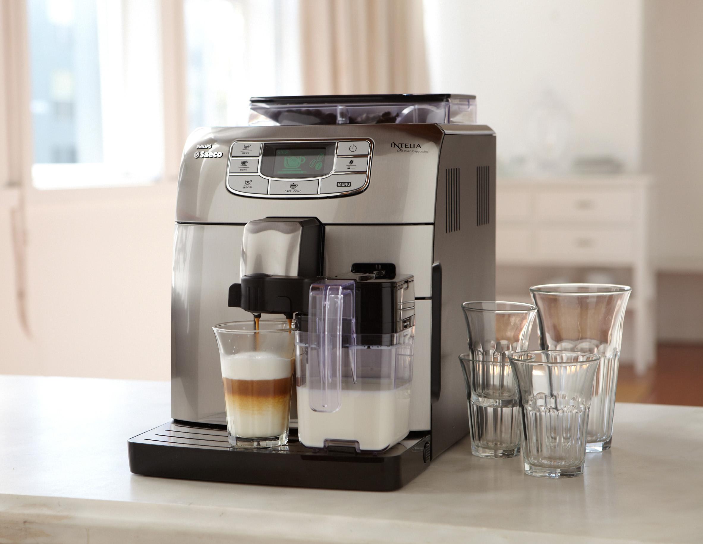 кофемашина капучинатор