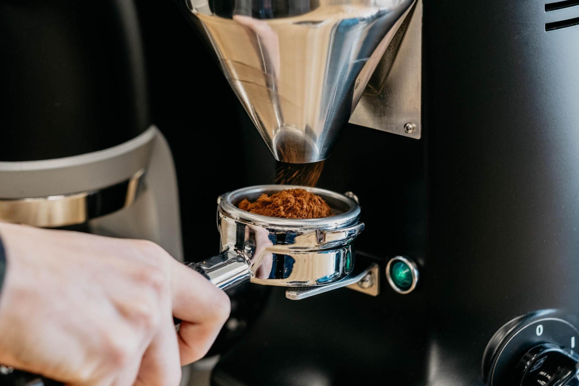 кофемолка помол