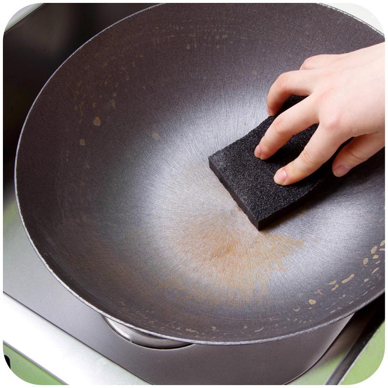 кухонная наждачка для казана