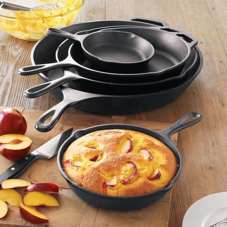 лучшие модели сковородок лодж