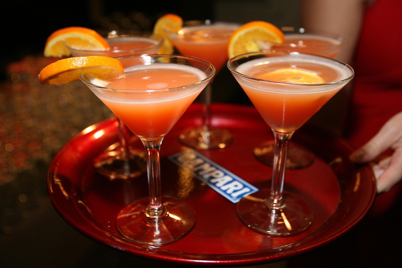 мартини коктейль
