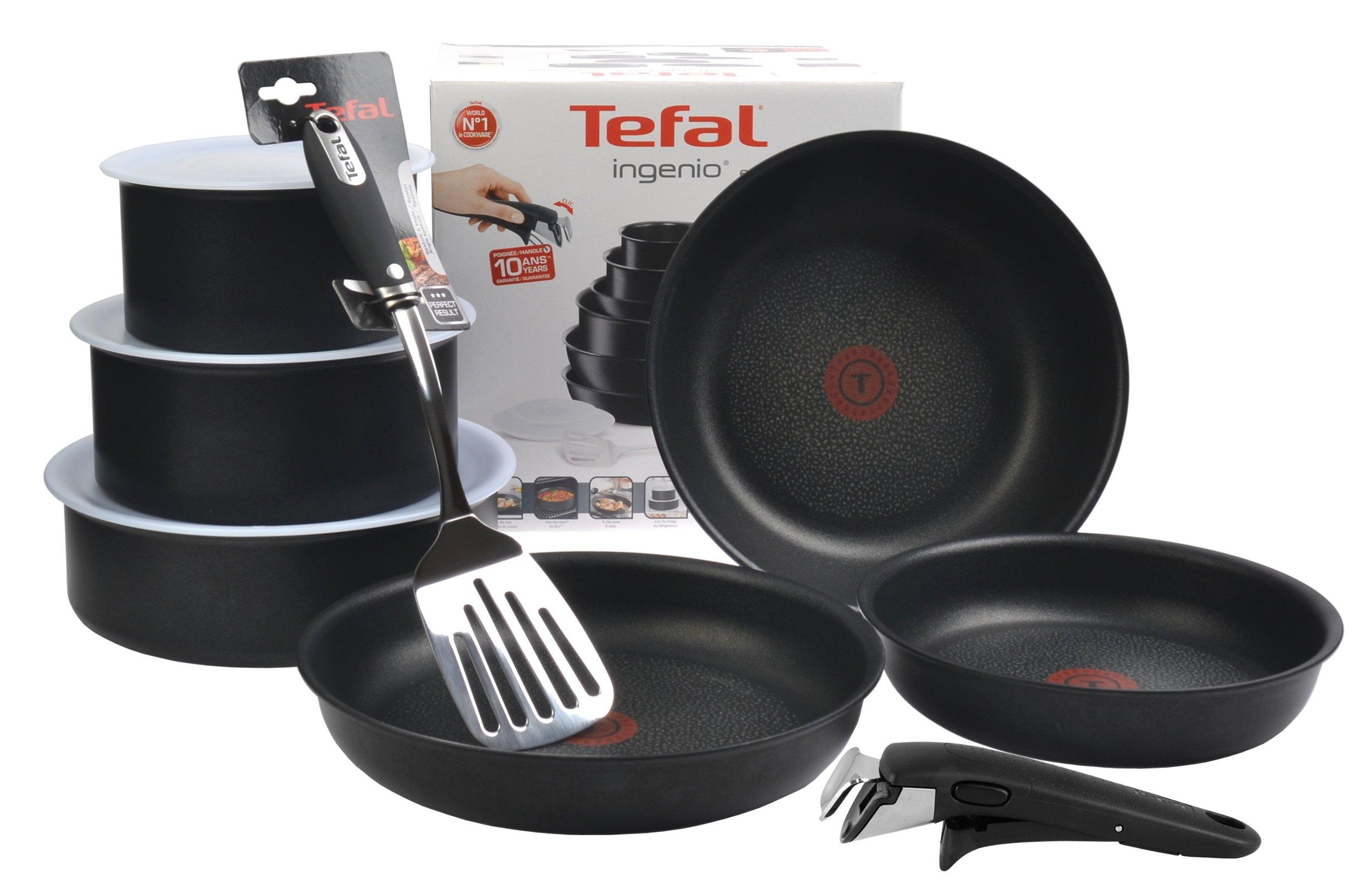 Набор индукционной посуды Tefal