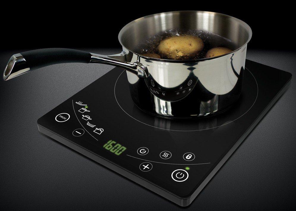 как выбрать посуду для стеклокерамической плиты