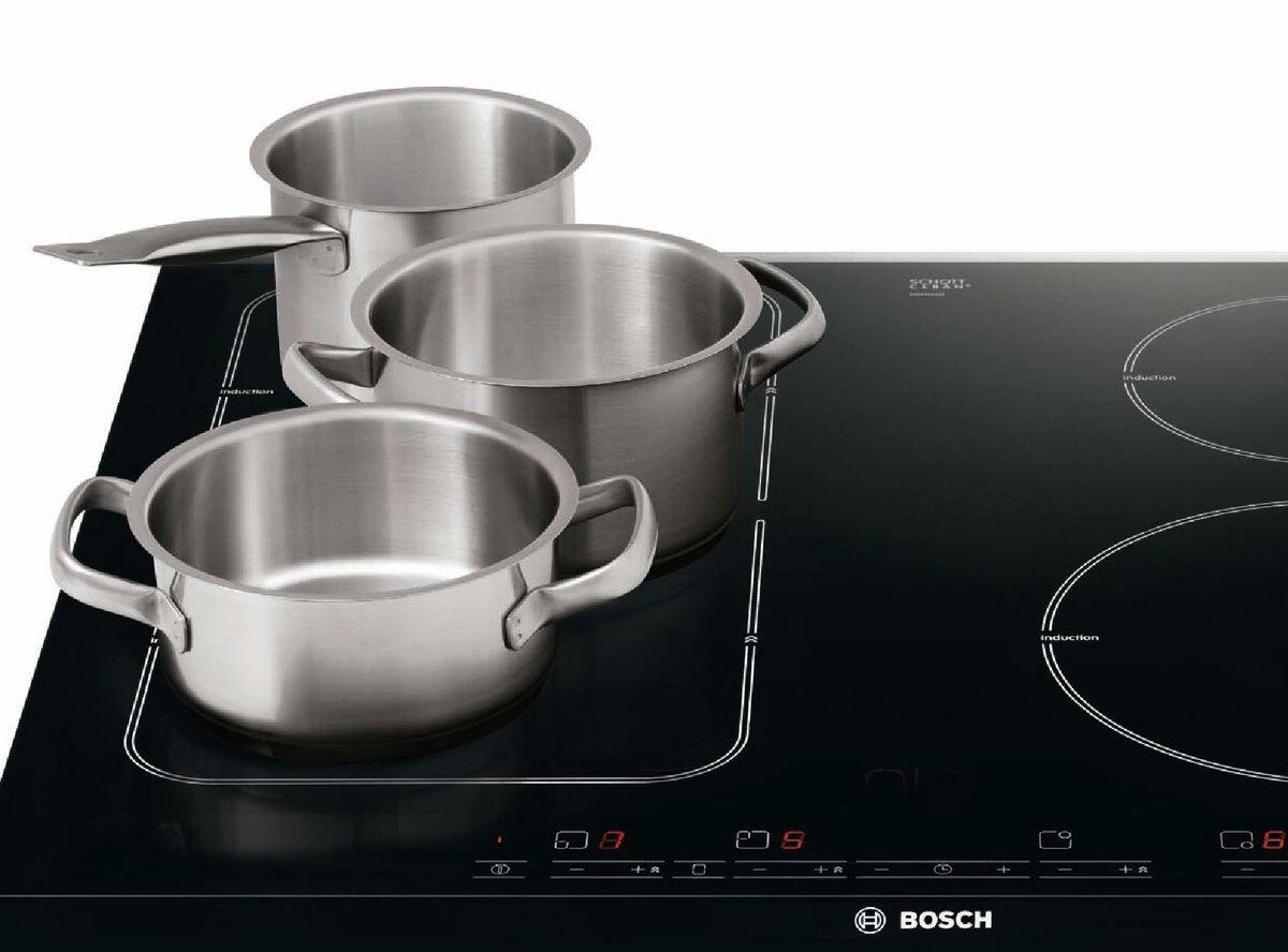 посуда для стеклокерамической плиты особенности