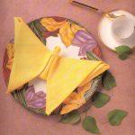 складывание салфеток для сервировки дизайн фото