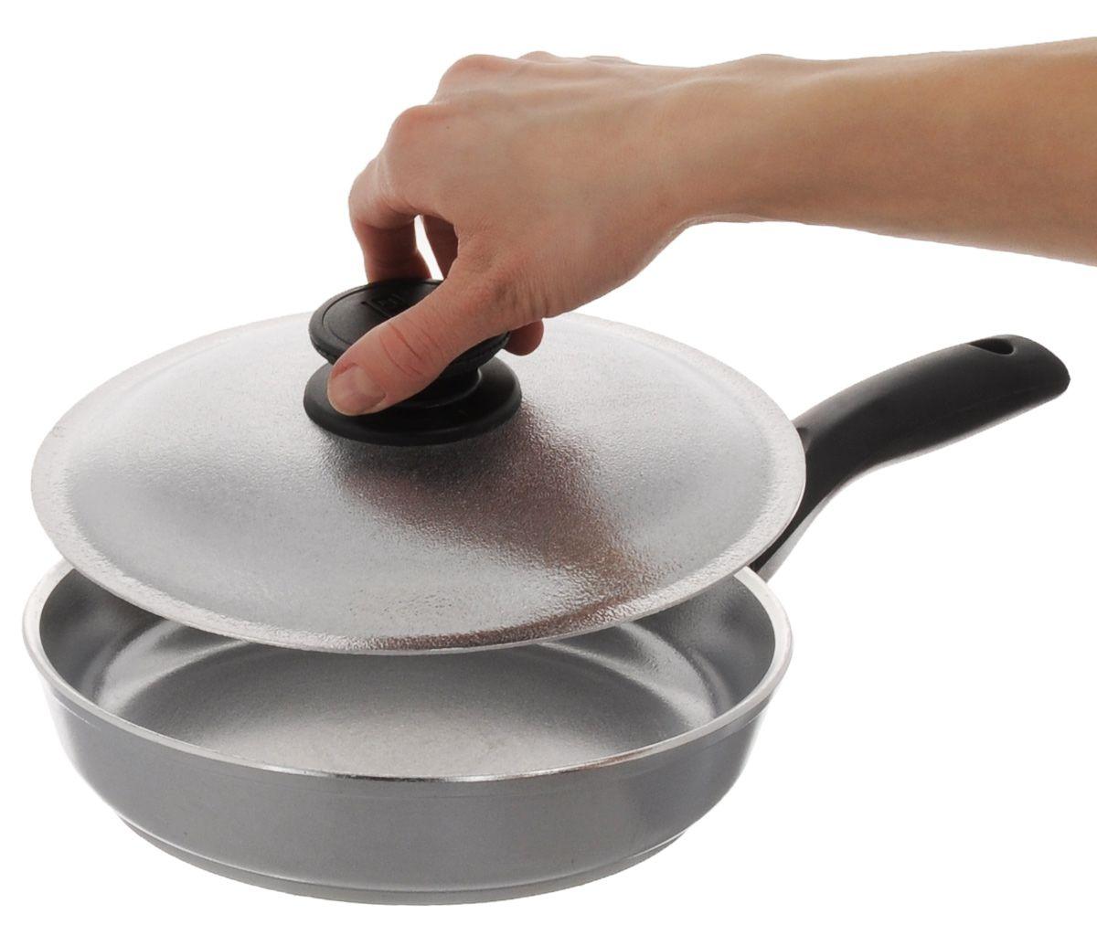 сковорода биол литой алюминий