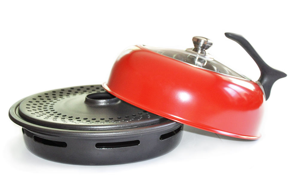 сковорода гриль газ керамика