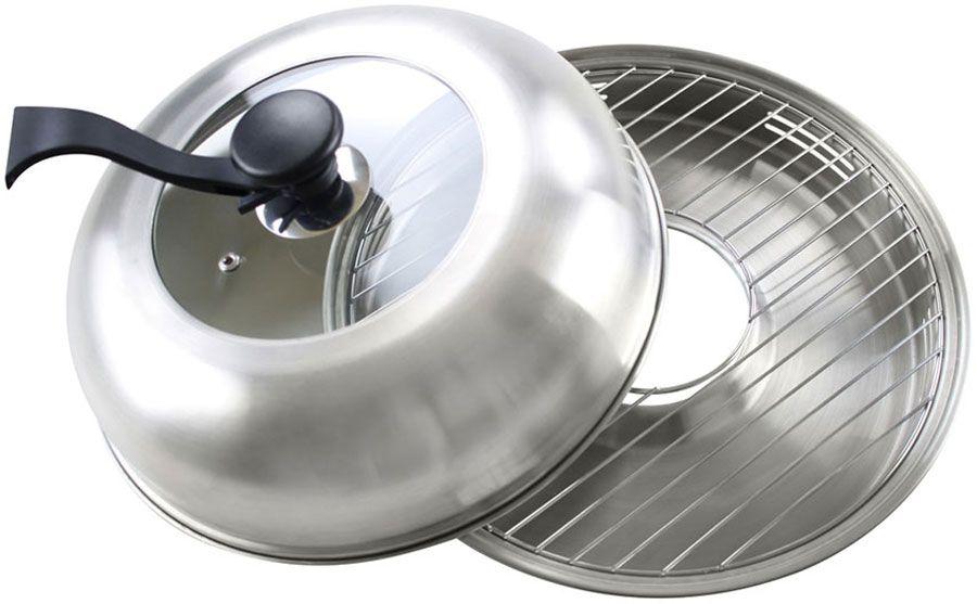 сковорода гриль газ нержавейка