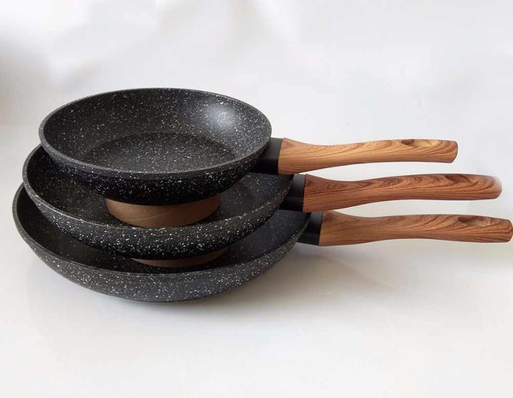 сковороды гранитные