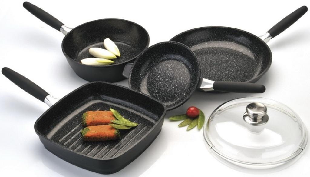 сковороды Kukmara виды
