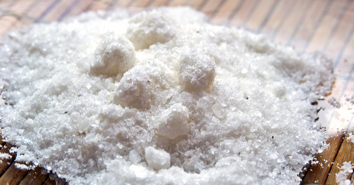 соль столовая
