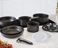 Сковороды от Тефаль Инженио