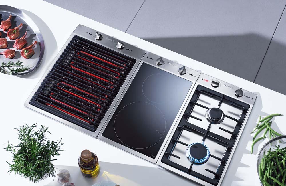 виды кухонных плит