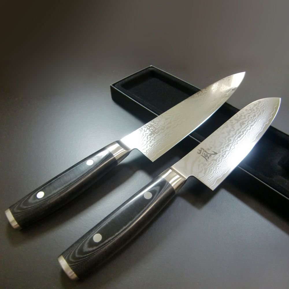 Yaxell ножи
