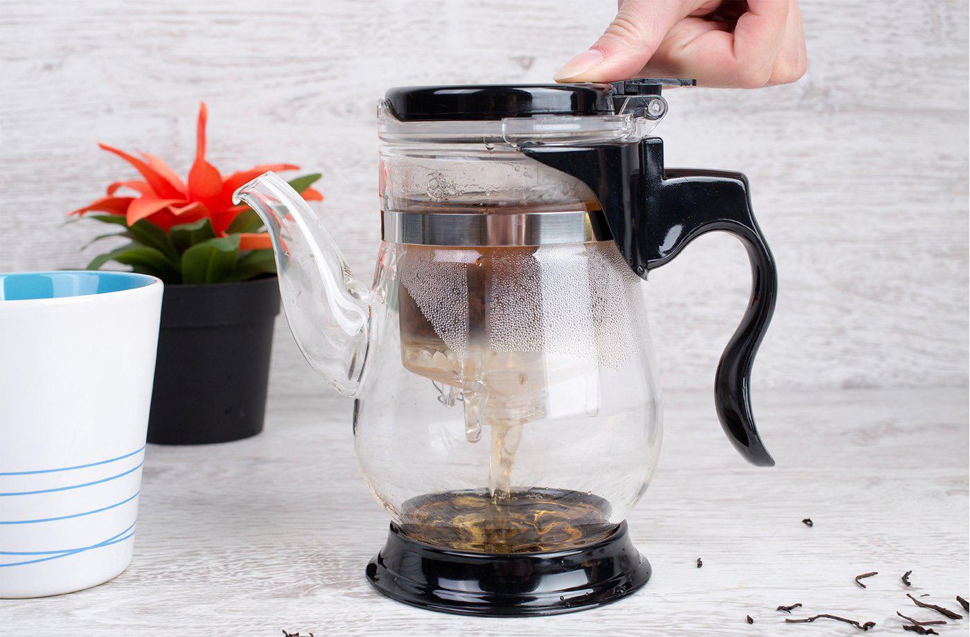 заварочный чайник варианты