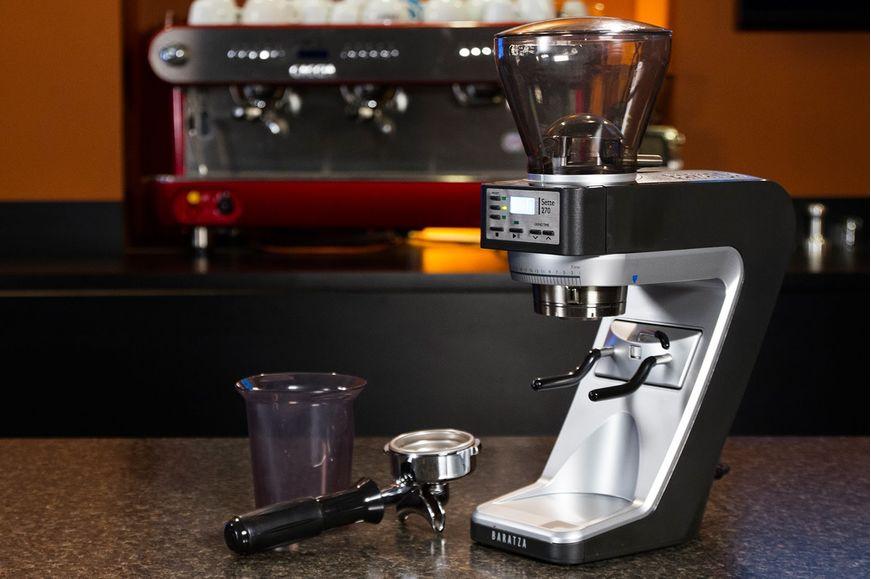 жерновая кофемолка премиум класса