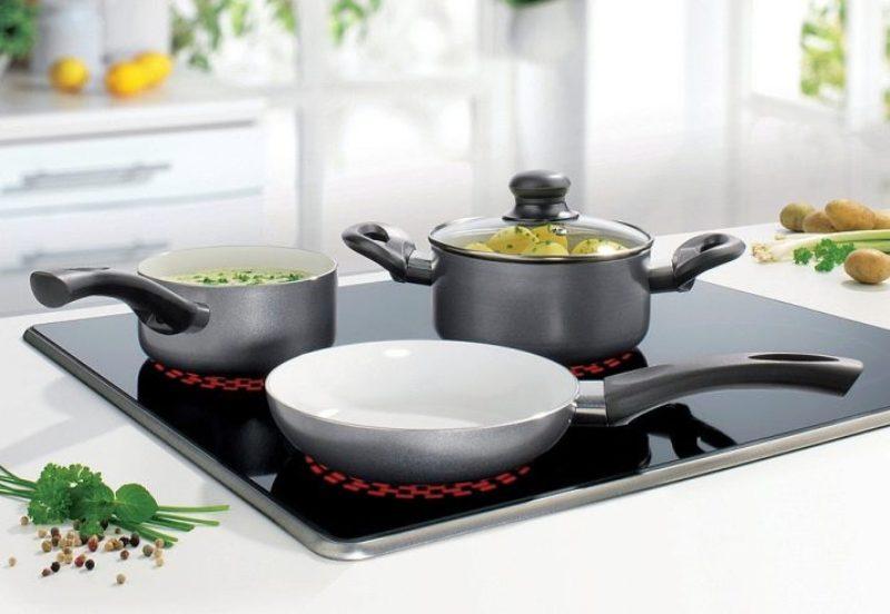 посуда для готовки на индукционной плите
