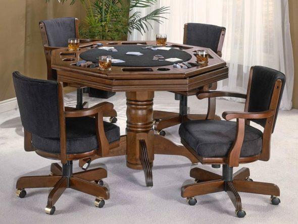 Дизайнерский ломберный стол