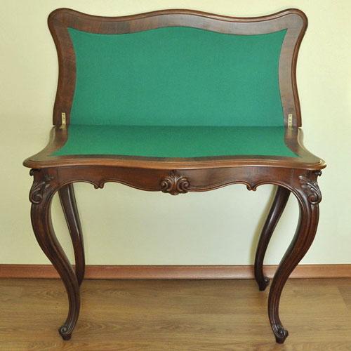 Дизайнерский столик ломберный