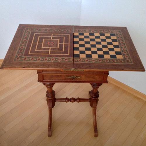 Классический ломберный стол для различных игр