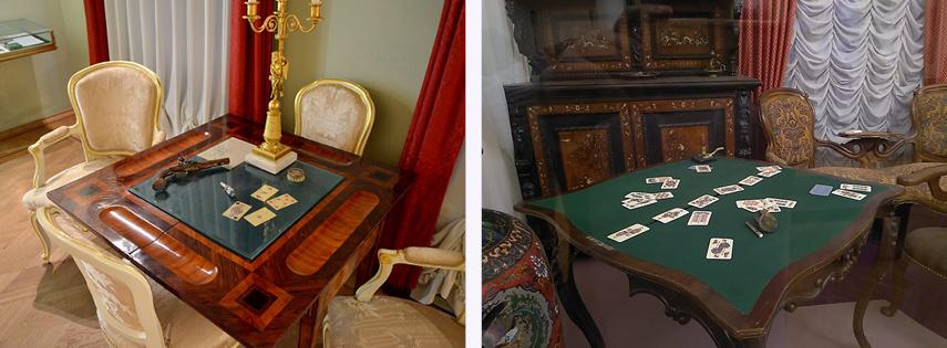 Ломберные столы для игры в карты