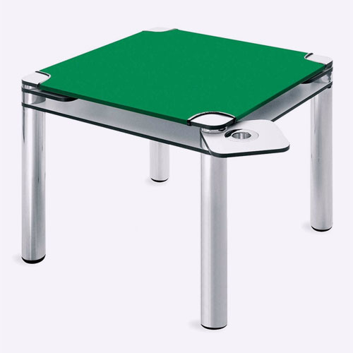 Современный ломберный стол в стиле хай-тек